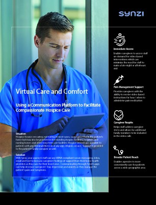 Synzi One Page image of the PDF